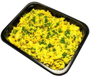 Broiler-pastasalaatti